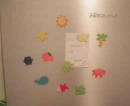 $enCountryForm.capitalKeyWord Canada - 1200pcs Lot New Cute Flower Animal Cartoon Wooden Fridge Refrigerator Sticker Magnet