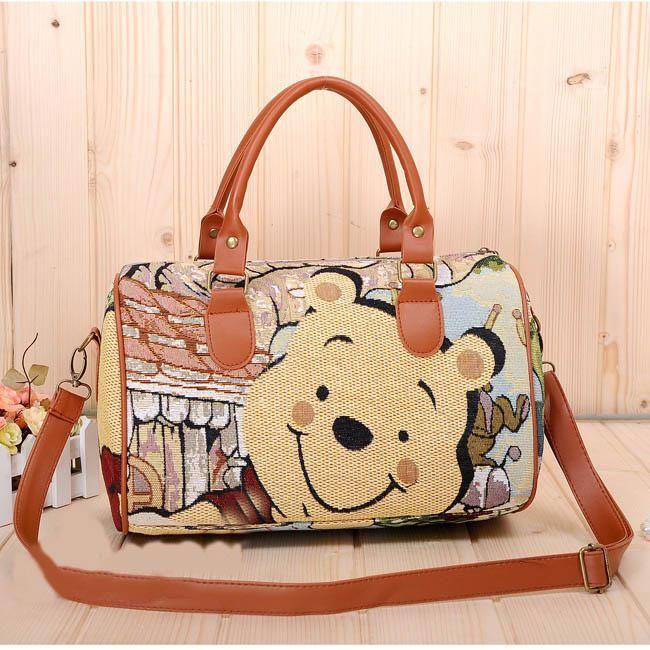 a8465b6c1a05 2011 NewLovely Winnie The Pooh Lady Handbag