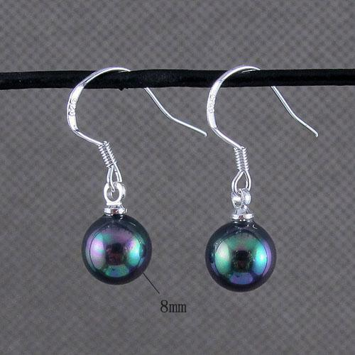 beautiful Malachite gree mother-of-pearl earring pendant wholesale woman's jewelry fashion A1471