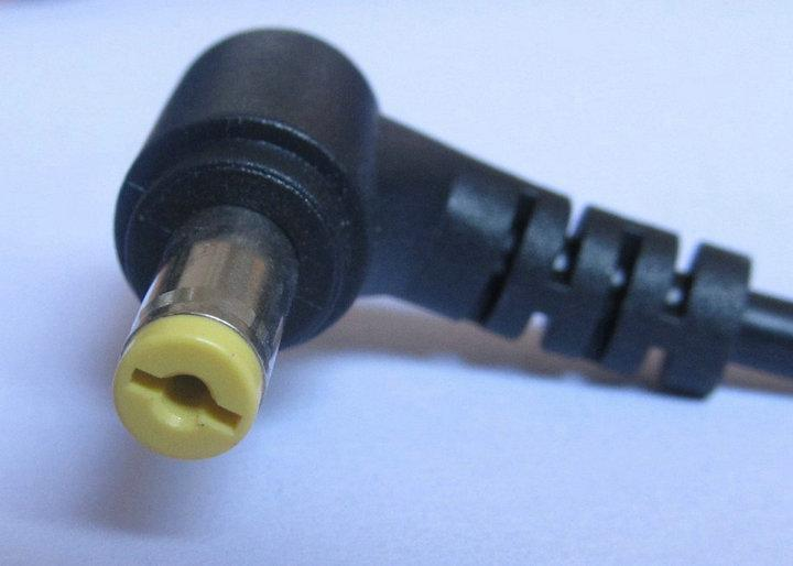 DC Tip 5.5mm X 1.7mm male power Plug Connector Cord L shape Cable for Acer Etc. Laptop / Notebook 5.5 1.7 / 5.5x1.7mm