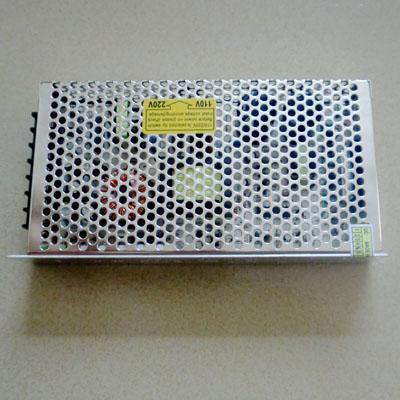 4 stks 12VDC genoeg 10A 120W Switching Power Supply voor SMD 5050 3528 3014 2835 LED Strip Lights 2 Years Garantie Gratis Verzending door Fedex