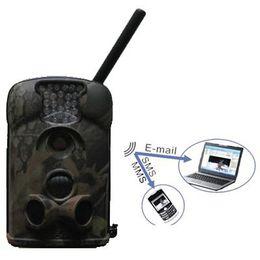 Wholesale Little Acorn Mms Camera - Ltl Acorn 5210MM 5210MG 940NM Blue LED External Antenna Ltl-5210MM Ltl-5210 MG MMS GPRS Trail Camera