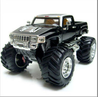 Wholesale Hummer Sales - Wholesale-Hot Sale ! Radio Remote Control RTR Mini Off Road RC Car Micro Truck High Speed Hummer H2
