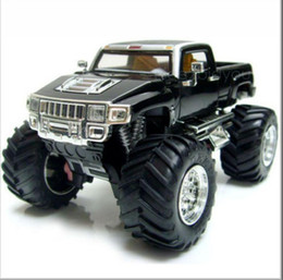Wholesale Hummer Remote Control Car - Wholesale-Hot Sale ! Radio Remote Control RTR Mini Off Road RC Car Micro Truck High Speed Hummer H2