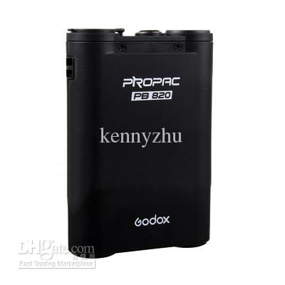 Flash Power Battery Pack PB820 For Nikon Speedlite SB800 SB900 SB28 EURO SB28DX SB80DX Black