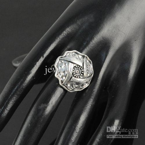 Anello gioielli - Antique nozze gioielli / anelli di fidanzamento, di stirata di modo anelli, RN-560