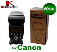 Wholesale Ttl Flash Speedlite Yongnuo Yn565ex - TTL Flash speedlite Yongnuo YN565EX YN-565EX For EOS 1100D 600D 1000D 550D 500D 450D 400D 350D 60D