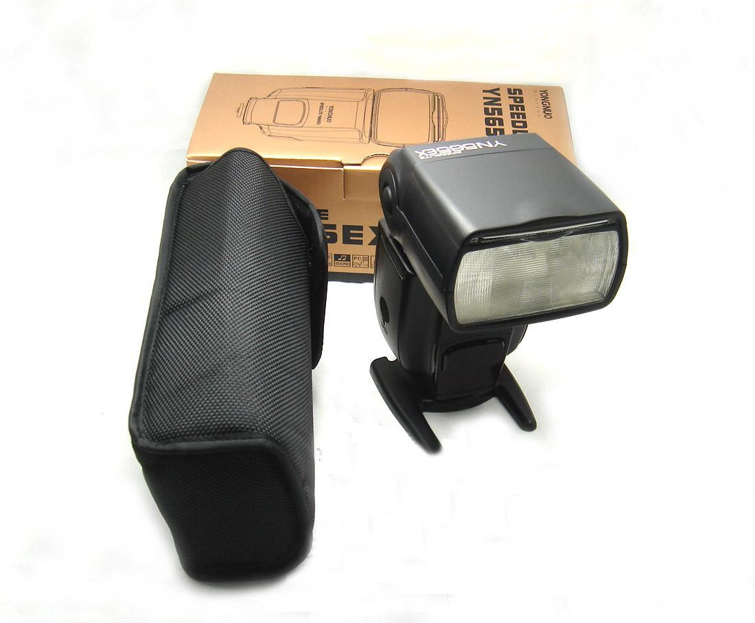 TTL Flash Speedlite Yongnuo YN565EX YN-565 For EOS Digital Rebel XS XSi XTi T1i T2i T3 GN58 Newest