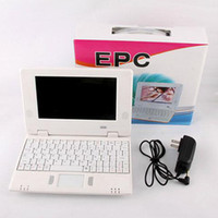 "Wholesale Mini Notebook 2gb - 7"" Notebook Mini Netbook PC Netbooks UMPC VIA8650(800MHZ) Android V2.2 Serval Colors 2GB"