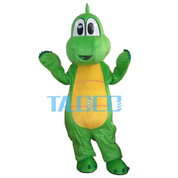 Großhandel Hohe Qualität Grüner Drachen Dinosaurier Maskottchen ...