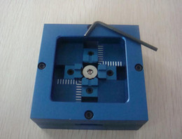 Chinese  New 80*80mm BGA Reball Reballing Ball Rework Station manufacturers