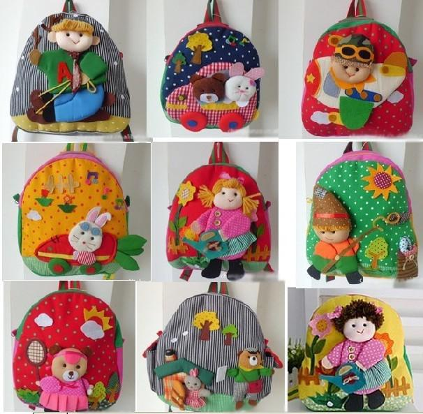 Cheap Wow Unique Children's Backpacks Kids Handmade Backpack ...