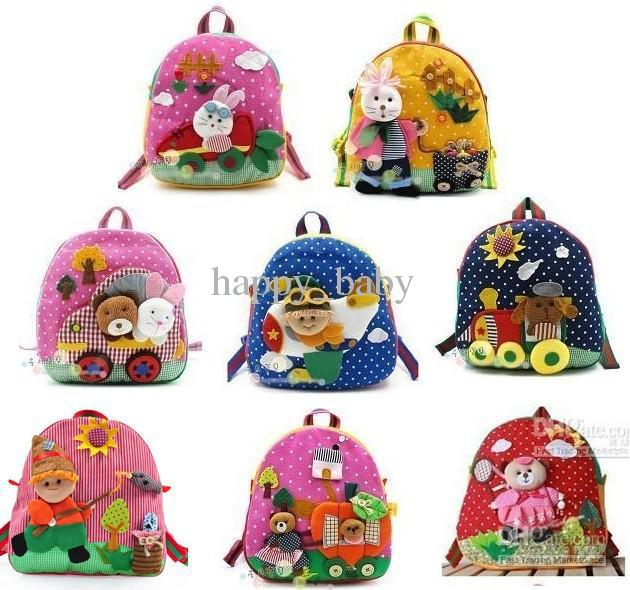 Wow Unique Children's Backpacks Kids Handmade Backpack Schoolbag ...