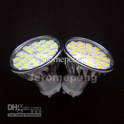/ 3.5W GU10 E27 E14 MR16 24 SMD5050 LED POPULAR LIGHT CUP LED Spot Light Bulb