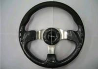 "Wholesale pu steering wheel - Free shipp OMP MOMO Car PU Steering Wheel Racing Steering Wheel 13"" 14"" with High Quality,No.:1008"