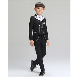 Formal clothes pictures online shopping - High quatity classic boy s formal suits boy personalized clothing boys suit formal kids tuxedo suit for wedding