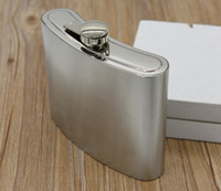 ounces pound - Portable Bottle Flat Kettle Outdoor Pounds Ounces Large Men S Stainless Steel Flagon