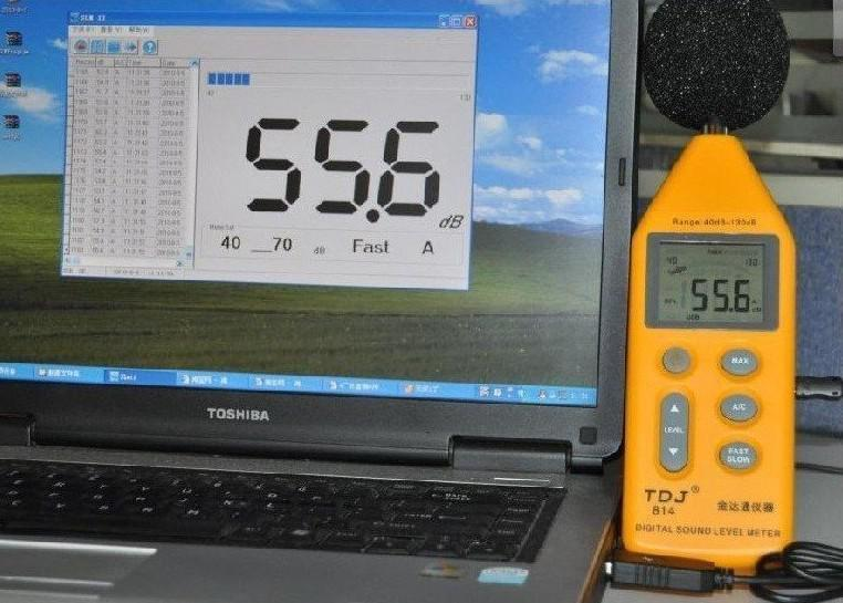 Freeshipping quality decibel meter, sound pressure level,noise meter, noise  tester,db meter