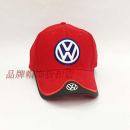 free racing cars Coupons - Wholesale- New !Wholesale Profession Baseball Cap F1 Racing Cup Leisure Logo snapback Hat 4 Colors Beige Headgear For LEXUS Car Beige