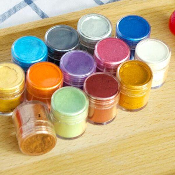 2018 Fondant Pigment Color Food Coloring Optional 5g Colorful Powder ...