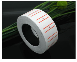 Roll labels pRices online shopping - 10 Rolls Pieces Price Gun Labels Pricing Labeller