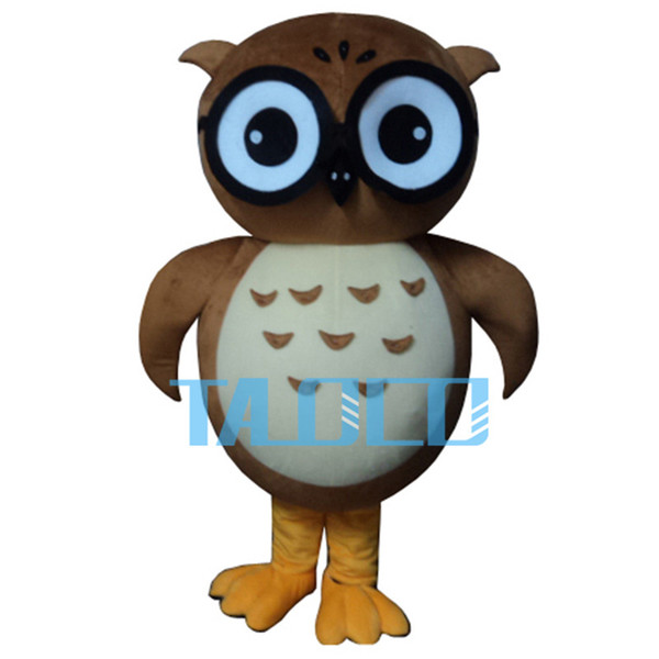4 style color night owl Mascot Costume Party Cute party Fancy Dress Adult Children Size Fast Ship
