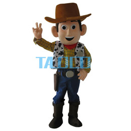 Wholesale Woody Costumes - woody Mascot HOT-sale Adult Costume Mascot costumes sale free shipping