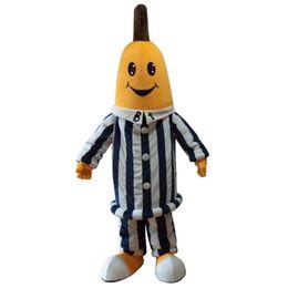 Wholesale Fancy Pajamas - Pajamas banana mascot costume fancy dress Interesting clothing Animated characters for part and Holiday celebrations