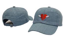 Wholesale Girls Album - 2016 new mens Kanye west Heart break album Sports Caps & Headwears, wholesale cheap discount snapback caps hats,Boy girl Baseball Caps hats