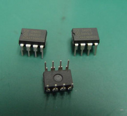 10 X A estrenar chips originales lcd / pantalla power board chipset de control de potencia ICE 2AS01