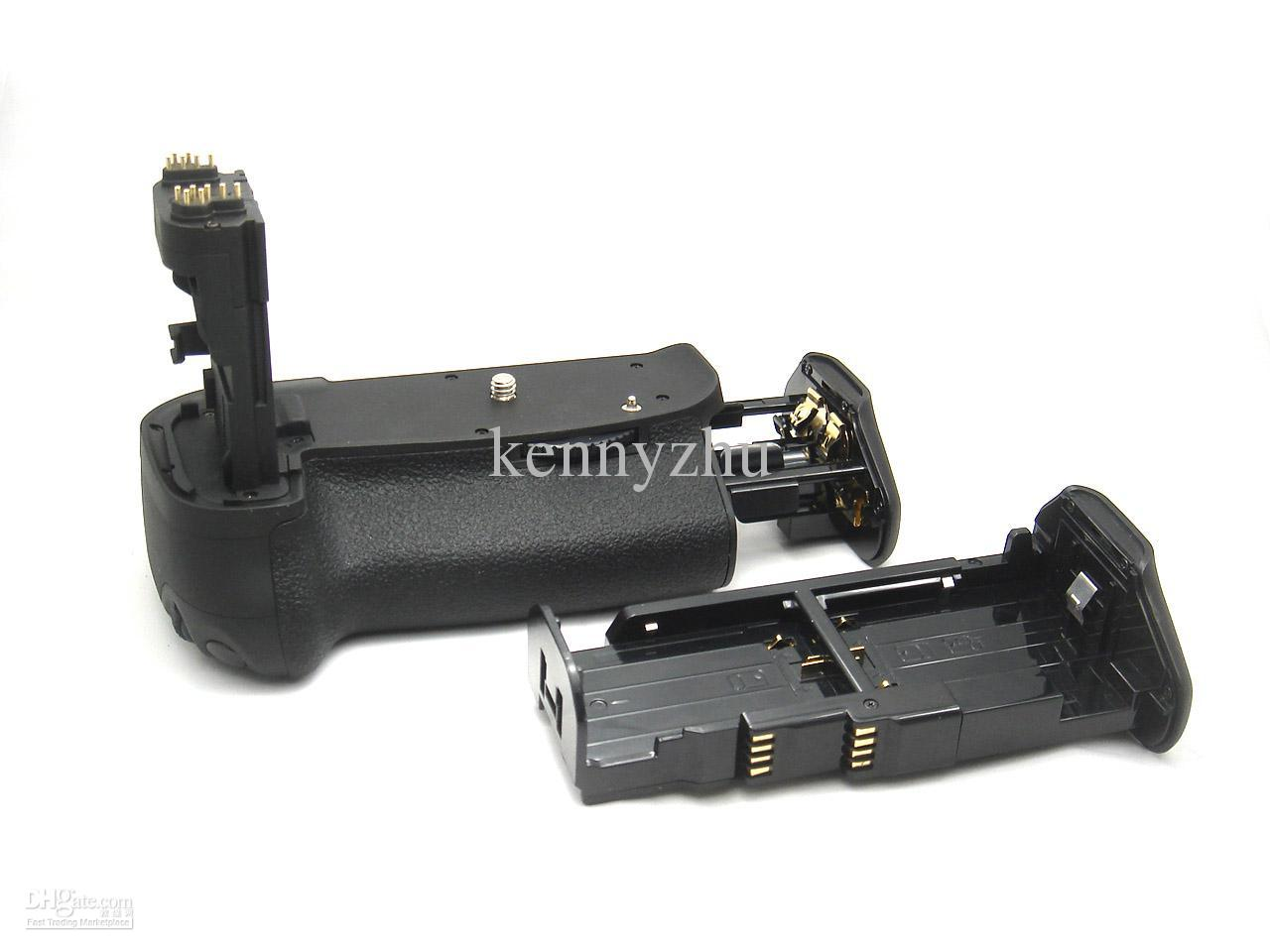 New Camera Battery Grip For DSLR EOS 60D BG-9 Comfortable Vertical Shooting High Quality