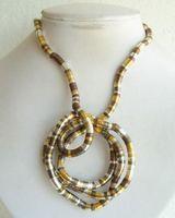 Wholesale Gold Bendable Necklace - DIY Trendy Bendy BENDABLE GOLD SILVER SNAKE MAGIC NECKLACE BRACELET