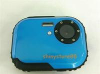Wholesale Digital Vedio Cameras - underwater Camera Waterproof Digital Camera Vedio Camera Camcorder 1.8 inch LCD 3.0 MP