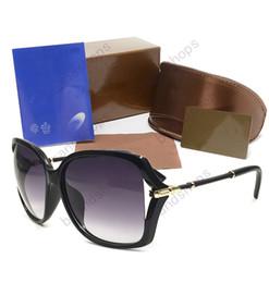 Wholesale Retro Sunglasses High Quality - 2017 high quality Novel luxury G brand designer vintage Eyewear Italy Retro Sunglasses men women shade Fashion sunglasses with original case