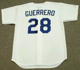 Wholesale Bills Throwback Jersey - Men's Women Youth DUSTY BAKER BILL RUSSELL DON SUTTON KIRK GIBSON WALTER ALSTON PEDRO GUERRERO Throwback Jersey Stitched logos name number