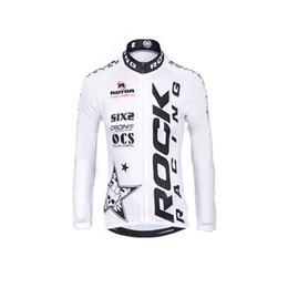 Wholesale Team Cycling Vests - Hot cycling jersey pro team ROCK Men's summer sleeveless vest Breathable ropa ciclismo hombre bicicleta MTB Bicycle Clothing Quick dry A1406