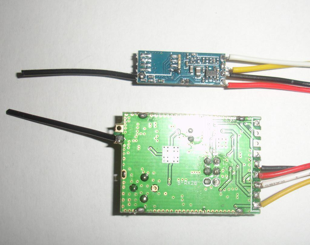 2.4 G 100mW tiny wireless transmitter and receiver wholesale price