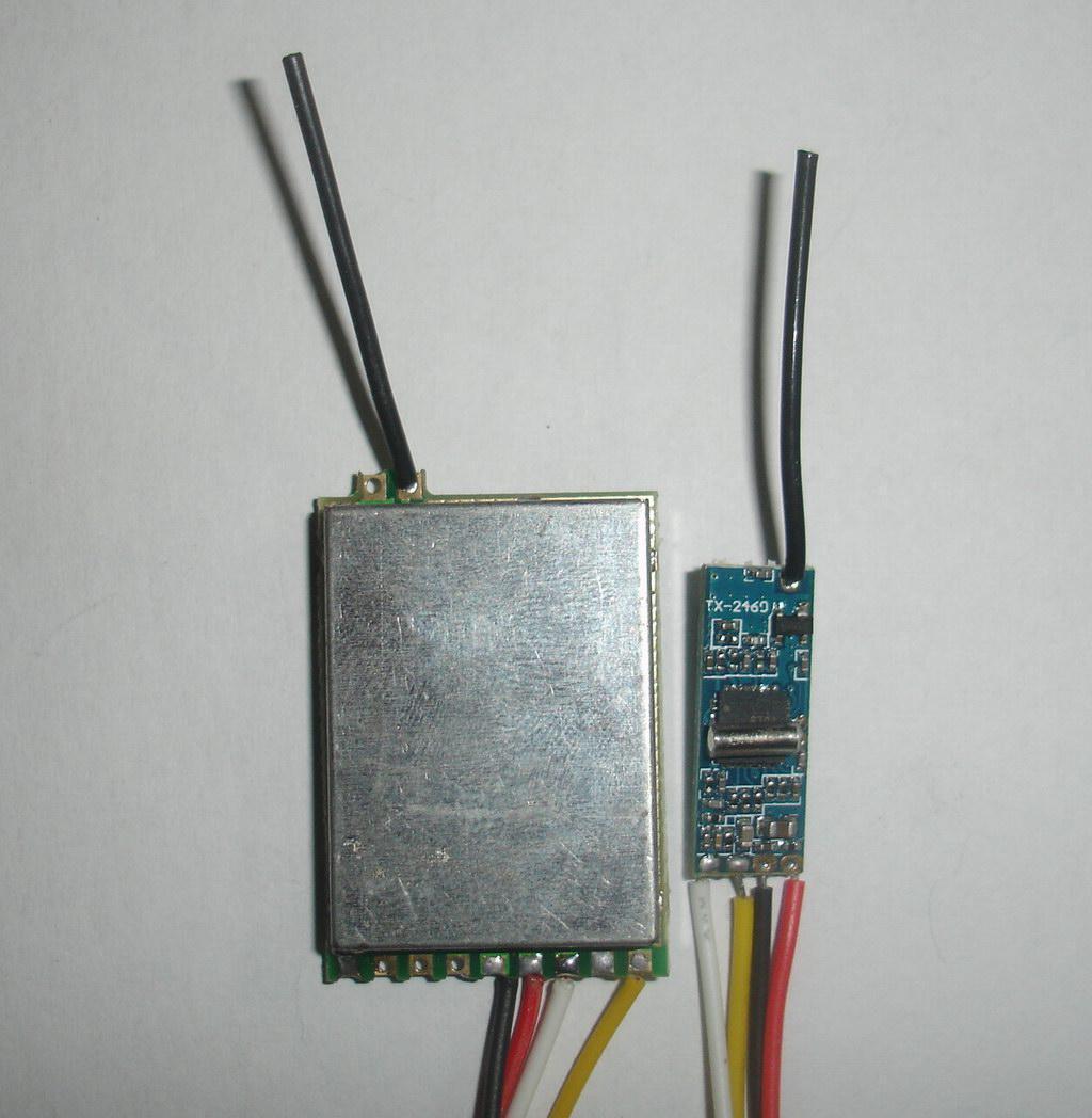 2,4 g 100mw Tiny Bezprzewodowy nadajnik i odbiornik Cena hurtowa