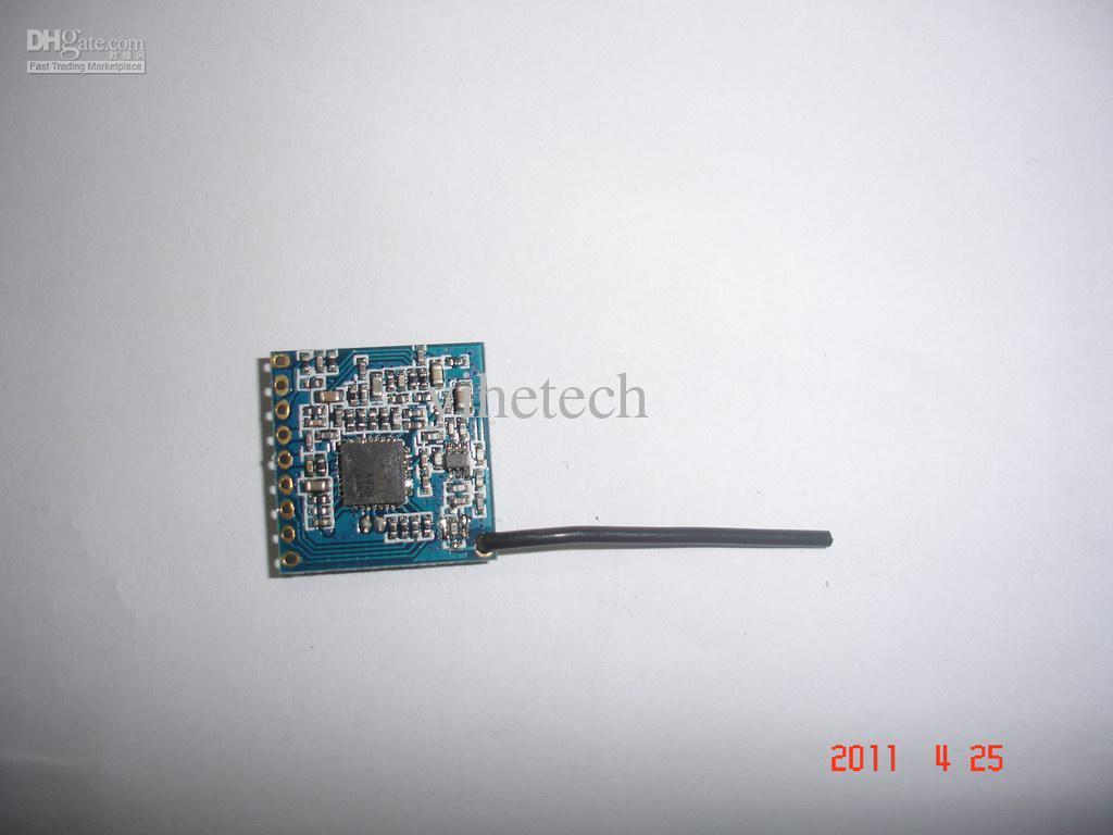 200mW2.4GHz8 채널 열린 장소에서 소형 무선 전송기 AV 전송 단위 200M