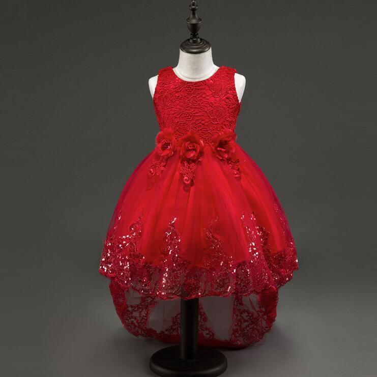 Compre Bodas Eventos Vestidos Para Niñas Vestidos Para Niñas De ...