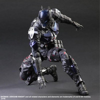 Wholesale Square Enix Figures - DC COMICS SQUARE ENIX VARIANT PLAY ARTS KAI ARKHAM KNIGHT BATMAN ACTION FIGURE