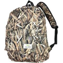 $enCountryForm.capitalKeyWord Canada - Reed camouflage backpack Waterfowl hunter school bag Bionic bulrush daypack Camo hunt schoolbag Outdoor rucksack Sport day pack