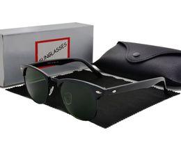 $enCountryForm.capitalKeyWord UK - Brand Designer Fashion Women Men Sunglasses Unisex Semi-Rimless Sun glasses shade eyeglasses Lens 6 Color With Retail cases and box