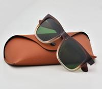 luneta soleil gafas de sol al por mayor-Verano gafas de sol de moda calientes hombres gafas de sol de las mujeres diseñador de marca UV400 gafas de sol lunette de soleil gafas de sol masculino