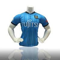 Wholesale Best Kawasaki - Top! 2017 2018 Kawasaki Frontale Jersey 17 18 club J1 League home away best quality Sports Outdoors shirts jeresys