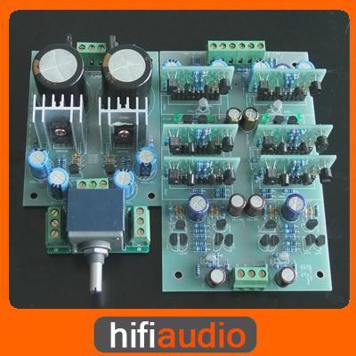 Best Preamp Pre Amplifier Diy Kit Ref Marantz Sc7s2 Hdam Amp Car ...