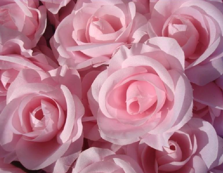 300 stks zijde Camelia bloem hoofd half open kunstbloemen rozen Camellia pioenroos bruiloft kerstdia. 8cm