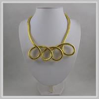 "Wholesale Gold Bendable Necklace - Hot sale Trendy bendy ""snake"" Necklace Bendable Bendy Twisty fashion jewelry necklace bracelet A1676"