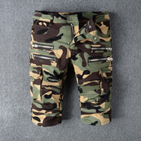 Wholesale Casual Style Work Men - Cargo Shorts Men Hot Sale Casual Camouflage mens robins Shorts Summer Brand Clothing Cotton Fashion Army Work Shorts For Men Plus Size 30-42