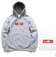 Wholesale Cotton Plus Cashmere - HOT 2017 Men Wu Yifan men's cotton hoodie plus cashmere sweater,Factory direct sales